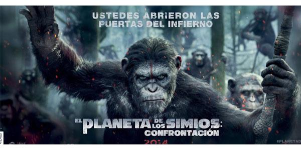 Экспресс-обзор кинематографа №1 - Планета обезьян: Революция