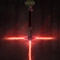 Постеры «Звёздные войны» 7 эпизод