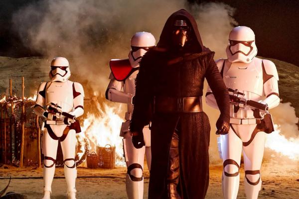 Звёздные войны: Пробуждение силы / Star Wars: Episode VII - The Force Awakens