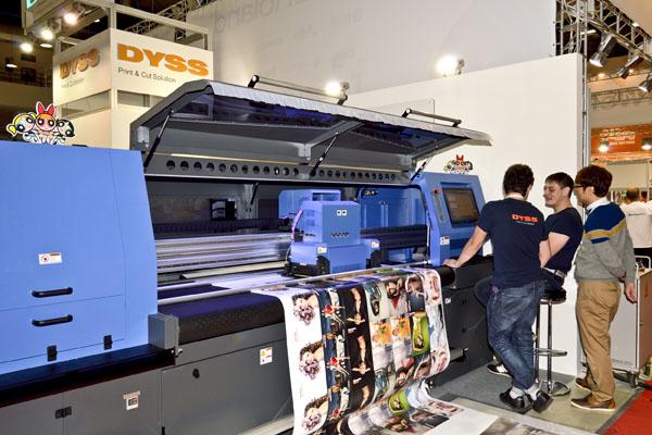 Выбор прибора для широкоформатной печати