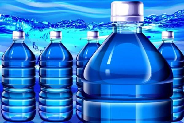Как хранить воду в пластиковой таре?