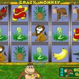 Казино. Слоты Crazy Monkey