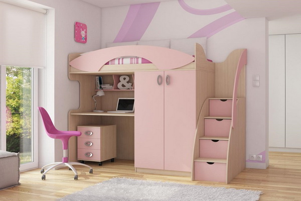 Удивительная мебель
