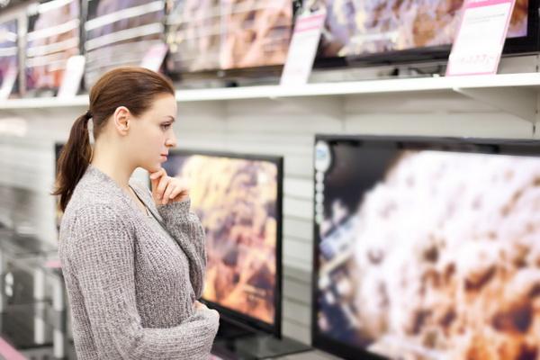 Выбираем где покупать телевизор
