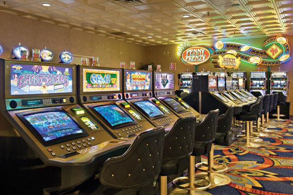 Игровые автоматы - качественный отдых в комфортных условиях