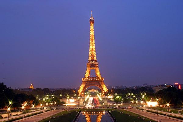Париж – город неописуемой красоты, неповторимой атмосферы