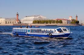 Теплоходы Санкт Петербурга
