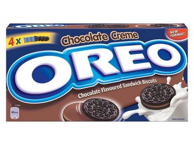Популярность печенья Орео