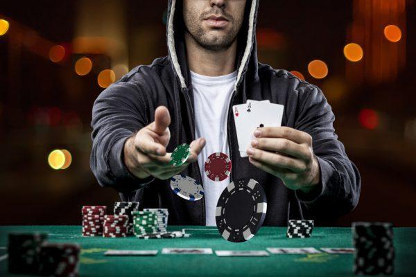 Характерные признаки поведения покерных игроков