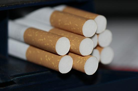 Отличие импортных сигарет.