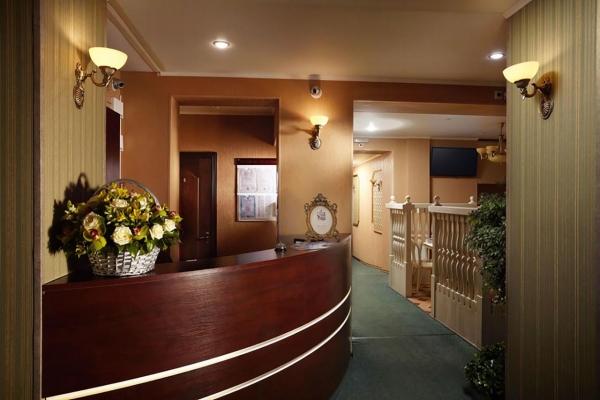 Сеть отелей Крошка Енот
